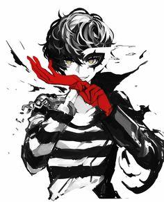 Persona 5 || Akira Kurusu