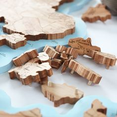 Wooden World Map Puzzles World Map Puzzle, Candy, Milling, Woodcarving, Puzzles, Maps, Vegas, Homeschool, Food