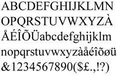 font times roman - Google 検索