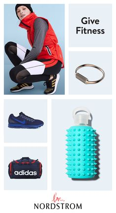 Kickstart resolutions when you give the gift of fitness. Style meets performance with essentials from Adidas, Nike, Zella and more. Shop at Nordstrom for top gifts from your favorite brands.