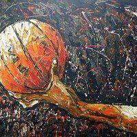 basketball photo: basketball paintings-basketball-johnrobertson.jpg