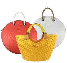 O Bag, Estate, Hand Bags, Product Design, Cute Pictures, Baskets, Fashion, Bag, Key Fobs