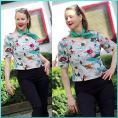 Marga van der Vet - Model Portfolio - blog Chanel Fashion, Chanel Style, Chanel Couture, Floral Tops, Vogue, Feminine, Models, Sewing, Blog