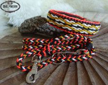 Paracord Tutorial, Dog Birthday, Birthday Ideas, Paracord Keychain, Paracord Projects, Friendship Bracelets, Projects To Try, Braids, Dogs