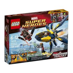 LEGO Super Heroes - Marvel Guardians of the Galaxy - Starblaster Showdown (76019)