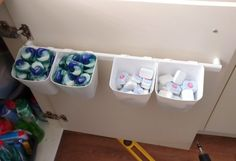 10 IKEA hacks that you would have liked to know before - Picture 7 - Picture series . - Ikea DIY - The best IKEA hacks all in one place Organisation Ikea, Ikea Hack Storage, Ikea Kitchen Storage, Kitchen Racks, Storage Room, Closet Ikea, Closet Hacks, Diy Hacks, Hackers Ikea