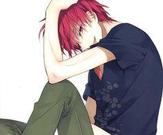 God, why are anime characters hotter than real men?! - DA | Karma Akabane | Assassination Classroom