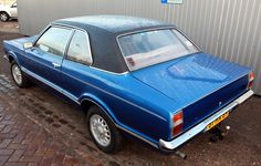 1976 - Ford Taunus 1600 GXL - rear side