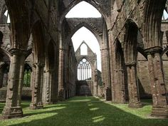 Wales, United Kingdom | The 28 Most Beautiful Abandoned Churches Around The World