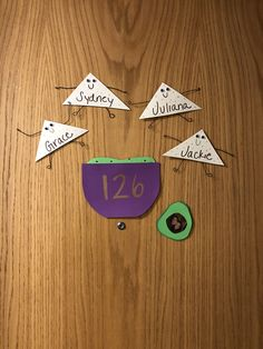 Residence Hall at Ohio State with my lovely co-RA turned best friend for our last semester theme, extRA like guac. Yes, we were the pit of the avocado and our faces were on every door. Dorm Name Tags, Ra College, College Students, Ra Door Tags, Dorm Themes, Dorm Door Decorations, College Bulletin Boards, Door Decks, Residence Life