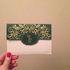 Gorgeous invites