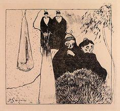 paul gauguin print的圖片搜尋結果