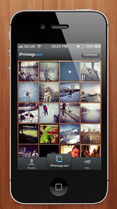 iPrintagram - Instagram Printing
