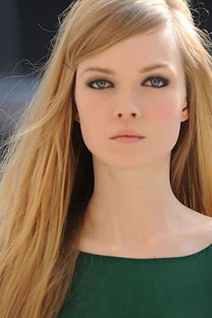 Norwegian model - Siri Tollerød