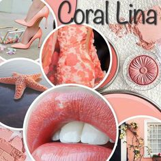 Loving this BRAND NEW limited edition Coral-Lina Lipsense so much