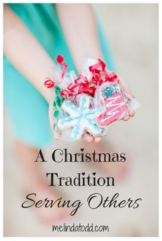 A Christmas Tradition Serving Others. Good for the whole family. And it doesn't have to be a budget breaker.