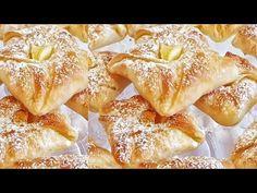 Η ΝΕΑ ΣΥΣΚΕΥΗ ΜΠΛΕ δεν έχει δοκιμάσει ποτέ πριν # 99 - YouTube Cookie Cake Pie, Beautiful Fruits, Apple Cake, Party Desserts, Beignets, Apple Recipes, Bagel, Biscotti, Doughnut