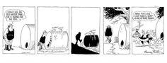 Footrot Flats cartoon, by Murray Ball, 1976.