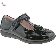 0a5f70437f16c Lelli Kelly LK8255 (DB01) Black Patent Arianna T-Bar School Shoes G Fitting-31  (UK 12.5): Amazon.fr: Chaussures et Sacs
