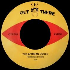 african souls - hallelouia /// listen to it on http://radioactive.myl2mr.com /// plattenkreisel - circular record shelf, dj booth, atomic cafe, panatomic, records, rod skunk, vinyl, raregroove, crate digging, crate digger, record collection, record collector, record nerd, record store, turntable, vinyl collector, vinyl collection, vinyl community, vinyl junkie, vinyl addict, vinyl freak, vinyl record, cover art, label scan