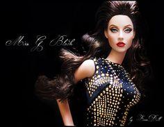 Miss GB Black closeup | Flickr - Photo Sharing!