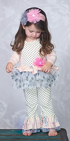 Giggle Moon Tutu Romper for Little Girls Pink PREORDER $68.00