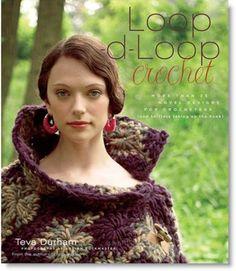 "The winner of our Book Giveaway ""Loop-d-Loop Crochet"" USA! · Felting | CraftGossip.com"
