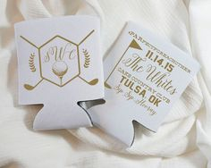 Golf Weddings Personalized Golf Event Favor Golf by SipHipHooray