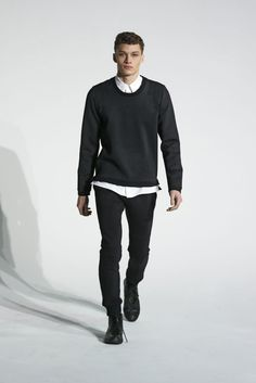 At New York Men's Day, American Menswear Gives Its State of the Union Address Men's Day, New York Mens, State Of The Union, Fall 2015, Men Sweater, Normcore, American, Sweaters, Style