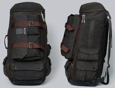 VSTRxPartner and Spade nomadic backpack