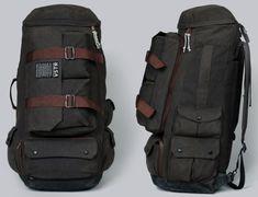 VSTRxPartner and Spade nomadic backpack