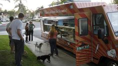 """""""Food Trucks to Get Grades: A, B or C"""" San Diego County food trucks will be issued letter grades showing whether they passed safety and hygiene inspections later this year."""