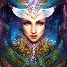 spiritual enlightenment art - Google Search
