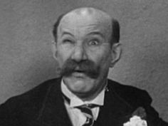 Photo of Scottish actor James Finlayson Scottish Actors, Actor James, Laurel And Hardy, Dearly Beloved, Double Take, Facial Hair, Hollywood Stars, American Actors, Comedians