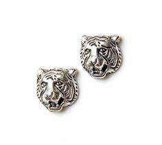 Tiger Cufflinks - Gifts for Men - Anniversary Gift - Handmade - Gift Box Included by Mancornas on Etsy https://www.etsy.com/listing/102250608/tiger-cufflinks-gifts-for-men