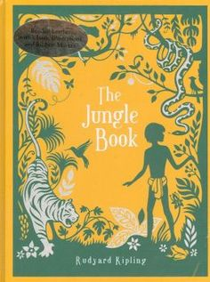 The Jungle Book by Rudyard Kipling - I read this book for the first time recently and loved it just as much as I loved the movie when I was a kid. Note: It is nothing like the movie, way more violent, but it's still excellent. Also, there are more stories in it than just that of Mowgli. All of them are interesting and fun to read.
