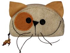PURRRRRRse, Cosmetic Pouche, Cell Phone Case, Ready to