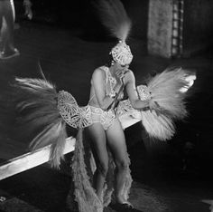 The Nefertiti of now' ... Josephine Baker at the Casino of Paris in 1939. Photograph: Lipnitzki/Roger Viollet/Getty.