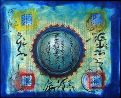 #Nichiren #Buddhist Gohonzon