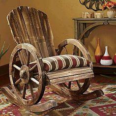 Rock me mama like a wagon wheel,  hey mama rock me.