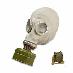 Awesome gas mask. I have a fascination with these kinds of things and I want a gas mask so much!