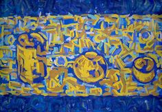 """Saatchi Art Artist Jacek lasa; Painting, """"Abstract mn"""" #art"""