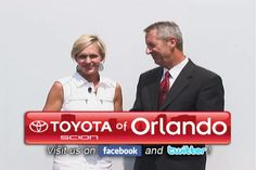 Toyota of Orlando has a top-of-the-line Service department. Don't trust your car to just anyone. Trust the highly trained and certified Toyota technicians at Toyota of Orlando! We are open 7 days a week, so stop by soon!    http://vimeo.com/toyotaoforlando/orlando-toyota-car-service