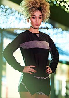 Blonde Collection - Lexie Sport - British independent designer