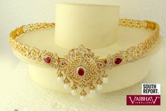 South Report brings you the Best Jewelry collection which will make you go shop today! India Jewelry, Jewelry Sets, Unique Jewelry, Indian Wedding Jewelry, Bridal Jewelry, Best Jewellery Design, Waist Jewelry, Jewelry Collection, Jewelery