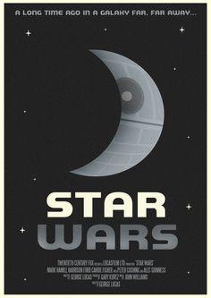 Star Wars Poster by ~W0op-W0op #starwars #poster