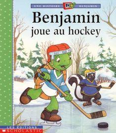Franklin Plays Hockey (A Franklin TV Storybook) by Sharon Jennings 1553370570 9781553370574 Free Reading, Reading Online, Online Marketing, Audio Books, Childrens Books, Hockey, Preschool, Baseball Cards, Tv