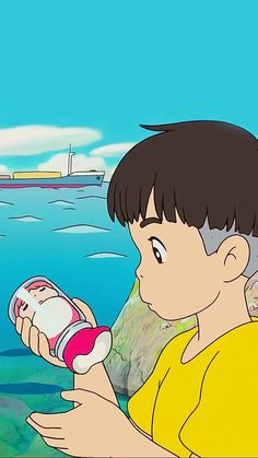 오늘은 지브리배경화면 중에서도 이웃집 토토로 배경화면!!! 제 블로그에 지브리 배경화면 다 올리고있으니... Hayao Miyazaki, Ponyo Anime, Fanarts Anime, Studio Ghibli Art, Studio Ghibli Movies, Animes Wallpapers, Cute Wallpapers, Iphone Wallpapers, Wallpaper Backgrounds