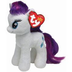 22a1329ce8d Ty My Little Pony Rarity Beanie (new 2015 design) My Little Pony Friendship