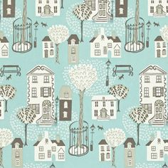 Sanderson Jubilee Square Wallpaper DOPS212444 Designer Fabrics and Wallpapers by Sanderson, Harlequin, Morris, Osborne, Little And many more